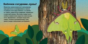 Птицы и букашки: от носа до хвоста издательства «Пешком в историю». Страница книги