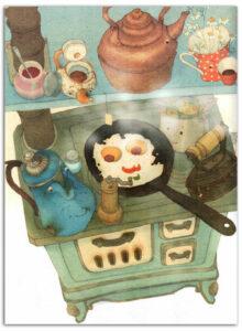 Сказка про кофейник