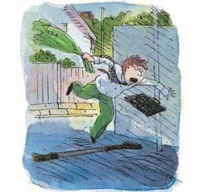 Иллюстарция-из-книги-Когда-папа-приходит-поздно