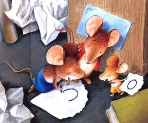 """""""Как мышонок учился читать"""" и... Книги, которые подают хороший пример"""