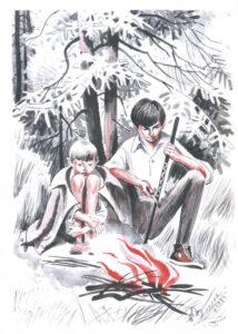 Оруженосец-кашка-иллюстрация 1