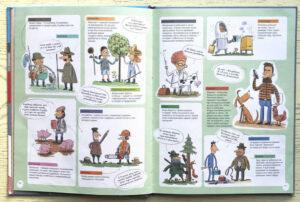 Профессии-страница-книги