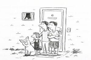 Руди-Пятачок. Иллюстрация 2