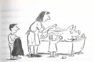 Руди-Пятачок. Иллюстрация 3