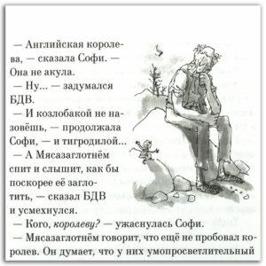 Большой-и-добрый-великан-Книга