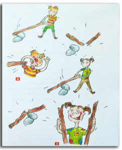 Костер-Книга