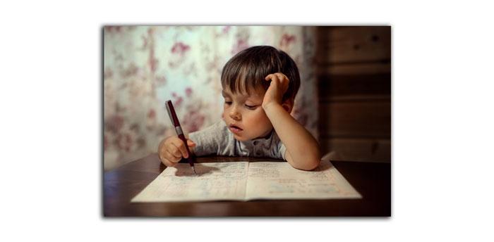 Подготовка дошкольников к обучению письму