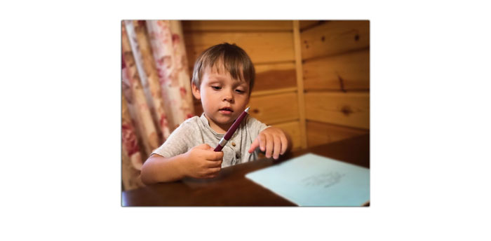 Причина-плохого-почерка-шариковая-ручка
