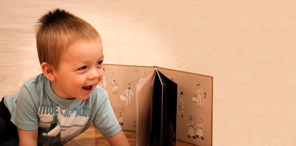 Чтение в ритме ребёнка
