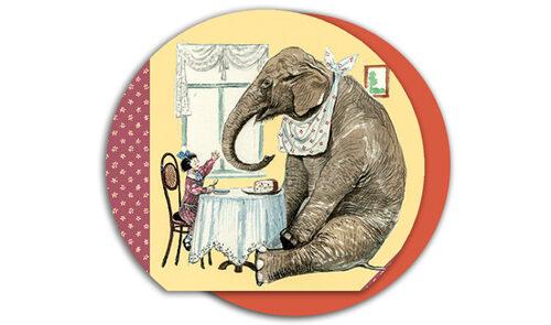 Детские стихи про слона