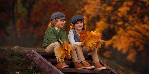 Стихотворения-про-осень-для-детей