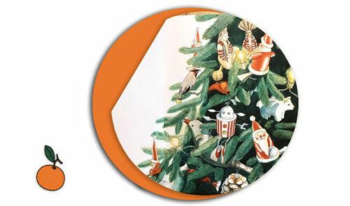 Детские стихи про Новый год и про елку