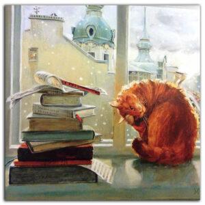 Елка-кот-и-Новый-год-иллюстрация-1