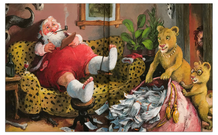 На-Деда-Мороза-не-охотятся-книга