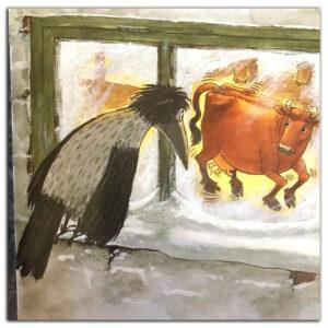 Рождество-Краска-иллюстрация
