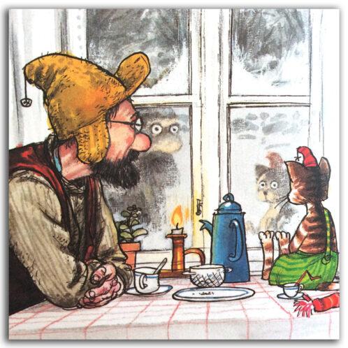 Рождество-в-домике-Петсона-книга