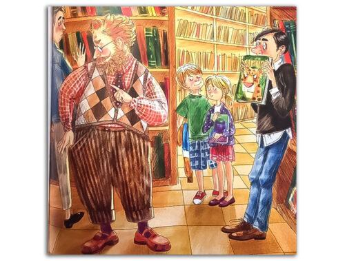Шоколадный-дедушка-книга