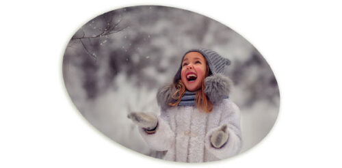 Лучшие стихи для детей про снеговика