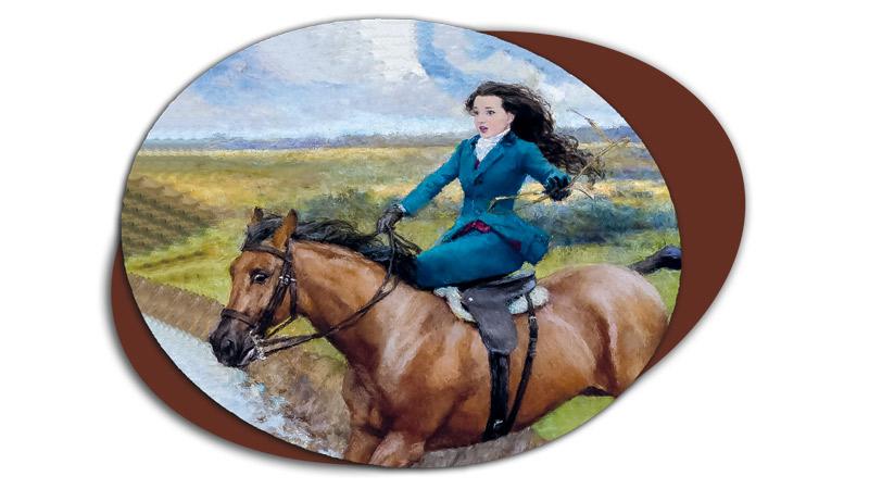 Книга про лошадей для подростков