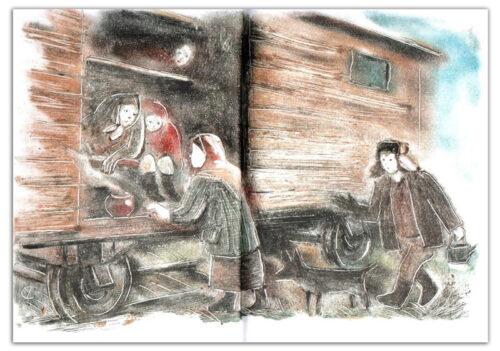 Полынная-елка-иллюстрация-из-книги