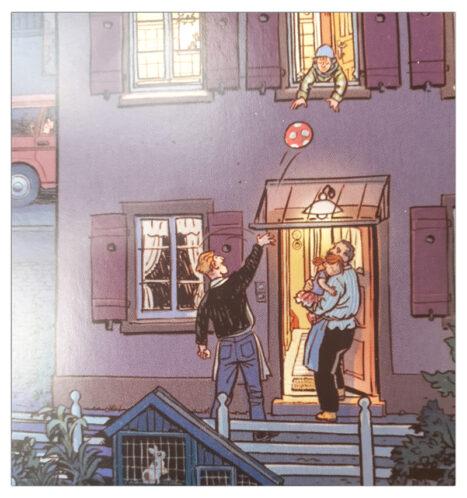 """Виммельбух для малышей """"Соседи"""""""
