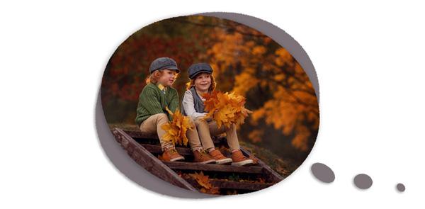Веселые и смешные детские стишки про осень. ТОП-24