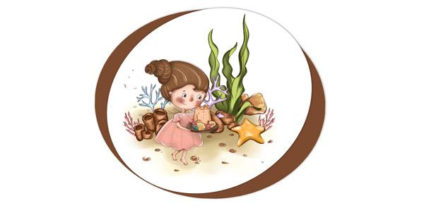 Современная сказка про ракушки для детей