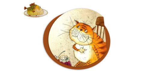 Стихи про котов и кошек для детей