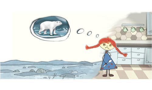 Детский-рассказ-про-кашу-и-Девочку-по-имени-Мишка-на-севере